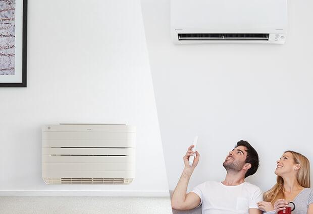 Split System Heat Pumps